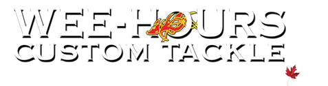 Bait Buttons at Wee-Hours Custom Tackle